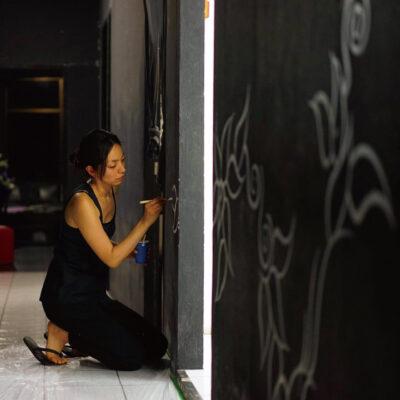 8/7〜 Ayumi Miyakawa 「monochrome animism」